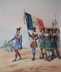 Costumes Militaires Français