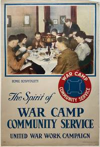 The Spirit of War Camp Community Service; Home Hospitality