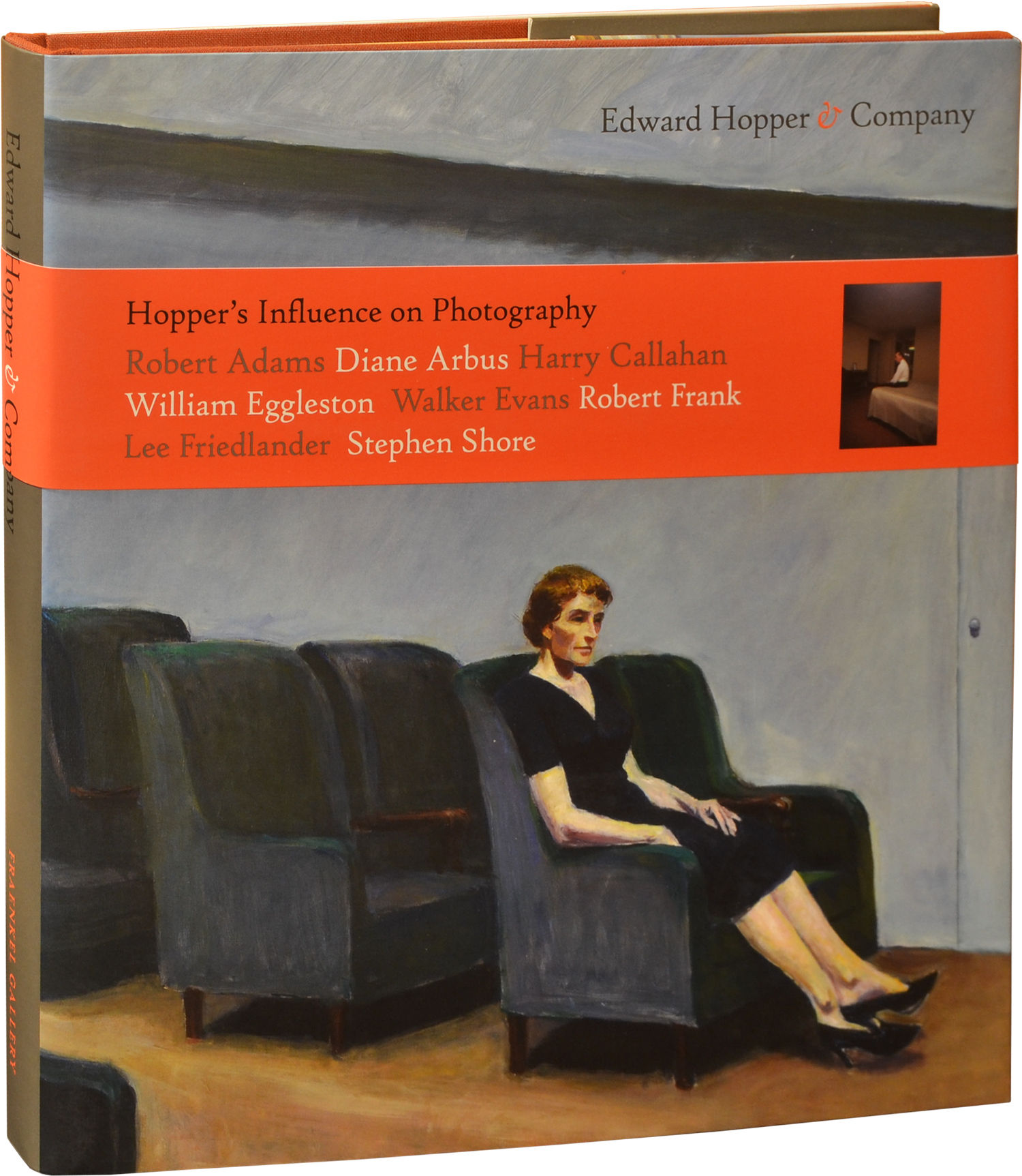 Ted Evans Photography: Hopper's Influence On Photography (First Edition) By
