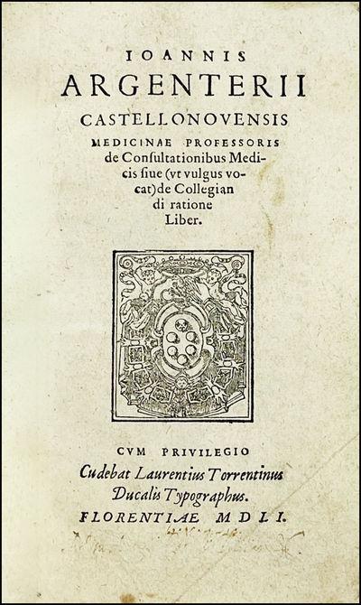 De consultationibus medicis....