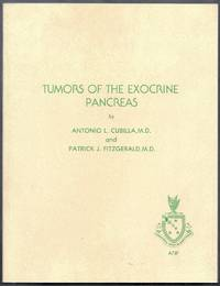 Tumors of the Exocrine Pancreas. Atlas of Tumor Pathology. Second Series, Fascicle 19