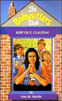 image of Keep Out, Claudia! (Babysitters Club)