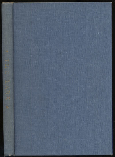 London: Methuen and Co. Ltd, 1955. Hardcover. Near Fine. First edition. Translated by Christopher Fr...