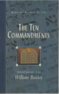 image of The Ten Commandments (Barclay Pocket Guides S.)