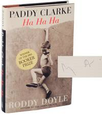 Paddy Clarke Ha Ha Ha (Signed First Edition)
