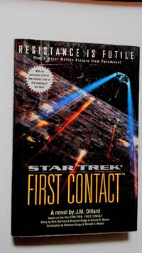 First contact.