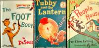 The FOOT BOOK/ ....Tubby and the Lantern/...IN A Peoples House by /...by Theo.LeSieg (Dr.Seuss) /...Al Perkins - Hardcover - 1968/ 1971/ 1972 - from RB BOOKS and Biblio.com