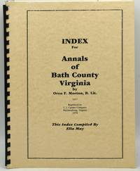INDEX for Annals of Bath County Virginia
