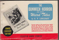 image of The Dunwich Horror and Other Weird Tales