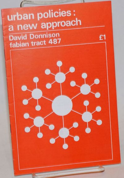 London: Fabian Society, 1983. Pamphlet. 12p., 5.5x8.5 inches, stapled pamphlet, pictorial wraps, els...