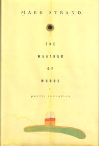 image of The Weather of Words: Poetic Invention