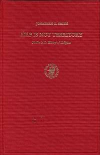 Map Is Not Territory: Studies in the History of Religion
