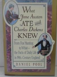 What Jane Austen Ate Etc