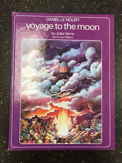 New York: Harmony Books, 1976. First Edition, First Printing. Hardcover. Quarto, 17 pages; VG-; whit...