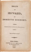 View Image 1 of 2 for ESSAYS OF HOWARD, ON DOMESTIC ECONOMY. ORIGINALLY PUBLISHED IN THE NEW-YORK NATIONAL ADVOCATE Inventory #WRCAM55522