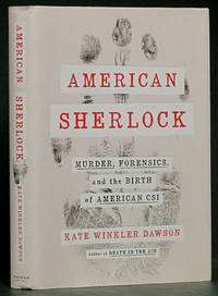 image of American Sherlock: Murder, Forensics, and the Birth of American CSI (SIGNED)