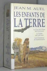 Les enfants de la terre : Le clan de l'ours des cavernes  La vallee des chevaux  Les chasseurs de mammouths