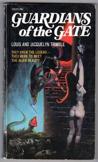 """image of Guardians of the Gate - """"They knew the legend ----- They were to meet the Alien Reality"""""""