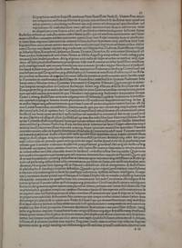 Geographia. Translated by Guarinus Veronensis and Gregorius Tiphernas. Edited by Antonius Mancinellus by STRABO - 1494