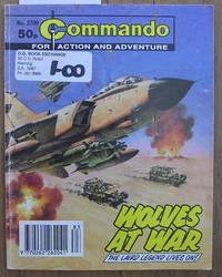 Commando for Action and Adventure Comic : No. 2709 - Wolves at War