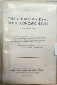 image of The Churches Deal with Economic Issues