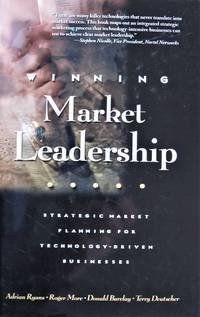 image of Winning Market Leadership. Strategic Market Planning for Technology-Driven Businesses