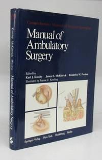 image of Manual of Ambulatory Surgery