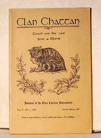 Clan Chattan : Journal of the Clan Chattan Association, Vol V, No. 1, 1964
