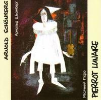 image of Pierrot Lunaire, Op.21 [CD - Music COMPACT DISC