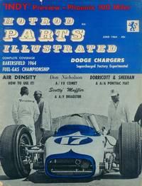 image of Hotrod Parts Illustrated: June 1964