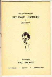 image of The Incorporated Strange Secrets