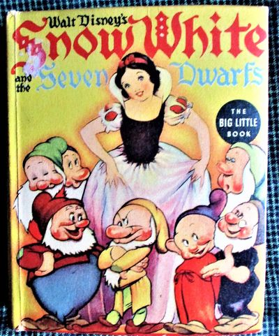 Disney, Walt. Snow White and the Seven Dwarfs. Based on the Walt Disney Motion Picture. By the Staff...