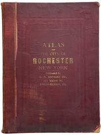 Atlas of the City of Rochester, New York