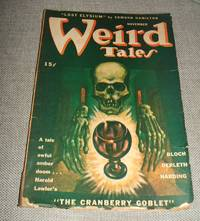 image of Weird Tales for November 1945