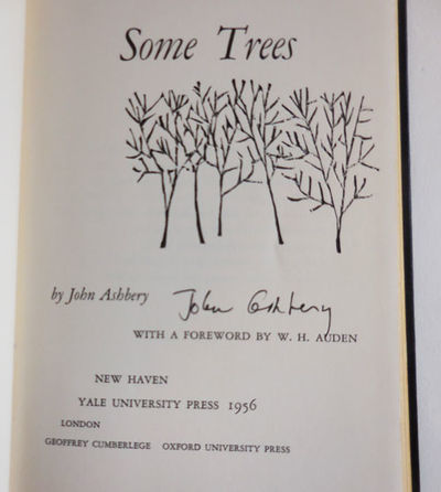 New Haven: Yale University, 1956. First Edition. Hardcover. Near Fine/none. First edition of the poe...