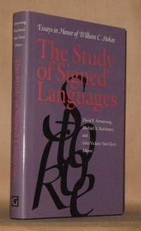 THE STUDY OF SIGNED LANGUAGES Essays in honor of William C. Stokoe