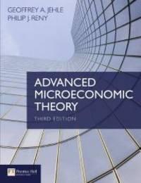 Advanced Microeconomic Theory (3rd Edition)