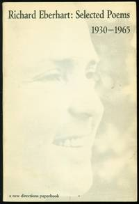 Selected Poems: 1930-1965