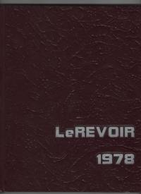 image of Lerevoir 1978 (Volume 28, Vincennes University Yearbook, Vincennes,  Indiana)