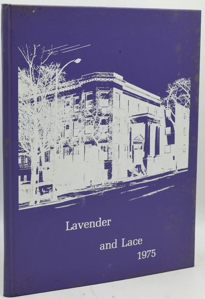 Richmond: Grace Hospital School, 1975. Hard Cover. Very Good binding. The 1975 Lavender and Lace, th...