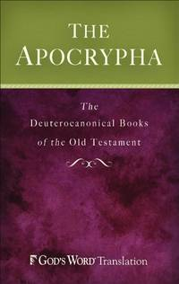 image of The Apocrypha: The Deuterocanonical Books of the Old Testament
