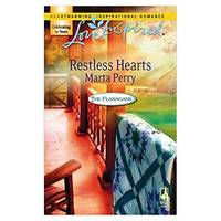 image of Restless Hearts (The Flanagans, Book 6) (Love Inspired #388) (Mass Market Paperback)