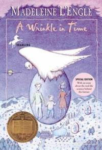 A Wrinkle in Time by Madeleine L'Engle - Paperback - 1998 - from ThriftBooks (SKU: G0440498058I3N10)