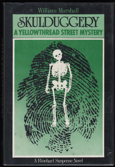 New York: Holt, Rinehart & Winston , 1979. 1st. Hardcover. Fine/fine. Bound in the publisher's origi...