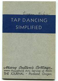 Tap Dancing Simplified (Home Service Booklet No. 149)