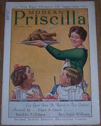 MODERN PRISCILLA MAGAZINE NOVEMBER 1929 by Modern Priscilla - 1929 - from Gibson's Books (SKU: 79724)