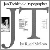 image of Jan Tschichold: Typographer
