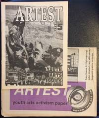 image of Artest: Youth arts activism paper [two issues: no. 5 and 8]