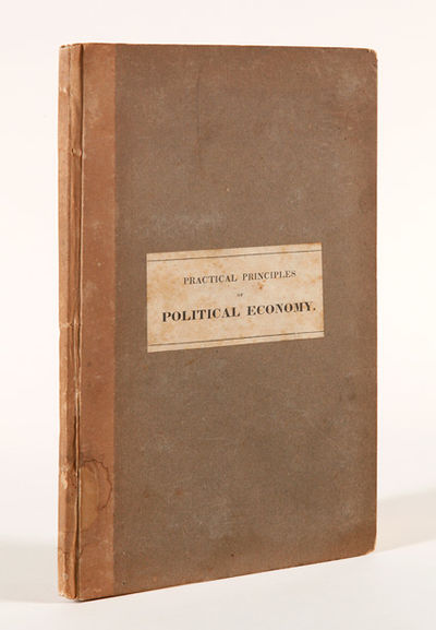 Cambridge: Printed by Hilliard and Metcalf, 1826. 88pp. Original paper-covered boards with publisher...