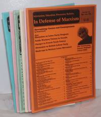 Bulletin in defense of Marxism [6 issues]